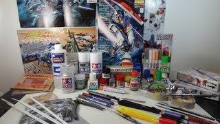 getlinkyoutube.com-How to Custom Build Gundam Model Kits