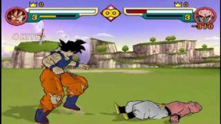 getlinkyoutube.com-DBZ Budokai 2 GC Dolphin SVN r4804 Gameplay buu