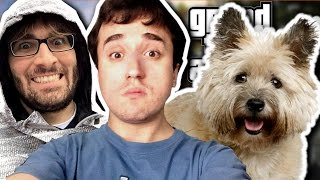 getlinkyoutube.com-TOTÓ, O CÃO VALENTE! - GTA V no PS4 (Parte 04).