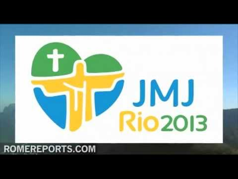 World Youth Day 2013 in R�o de Janeiro releases official logo