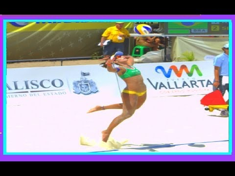 #Voleibol de playa Puerto Vallarta Open #México #Beach #Volleyball
