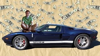 Here's Why I've Already Spent $28,000 On My 2005 Ford GT width=