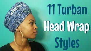 getlinkyoutube.com-11 Ways to Tie a Turban Headwrap