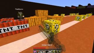 getlinkyoutube.com-TRAICIÓN!! - Lucky Block's c/ Willyrex - MINECRAFT