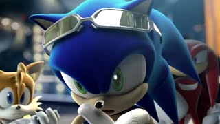 getlinkyoutube.com-Sonic Riders - Heroes Opening (HD)