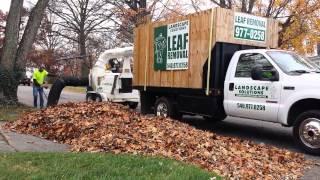 getlinkyoutube.com-Leaf Removal, Landscape Solutions Roanoke