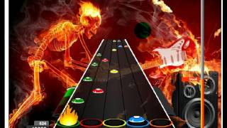 getlinkyoutube.com-Skrillex - Bangarang - Guitar Flash Custom