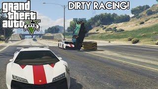 getlinkyoutube.com-GTA 5 Online: Dirty Racing! (HD)