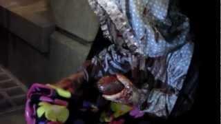 USJ-ハロウィーンホラーナイト_恐怖のベビー・カー_2012/11/05