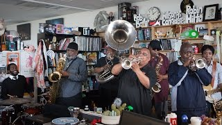 The Roots feat. Bilal: NPR Music Tiny Desk Concert width=