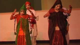 Katputli Dance - pallo latke goori ko - Stage show