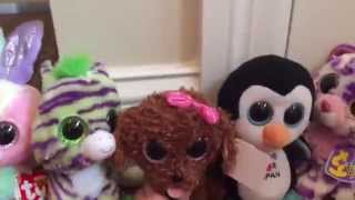 getlinkyoutube.com-Christmas Beanie Boo Haul