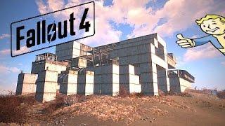 getlinkyoutube.com-Fallout 4 Spectacle Island Mega Base Tour!