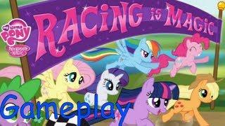 getlinkyoutube.com-Racing is Magic Gameplay - My Little Pony: Friendship is Magic