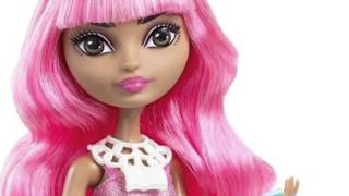 getlinkyoutube.com-Ever After High Talk #6 Book Party Dolls NEW