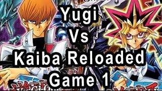 getlinkyoutube.com-Yugi Vs Kaiba Reloaded Game 1
