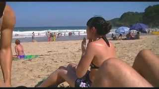 HOT AND SEXY BEACH OF JAPAN 2014