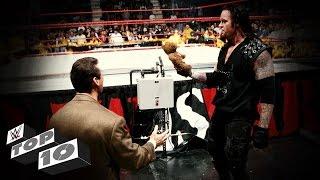 getlinkyoutube.com-The Undertaker's Ghastliest Mind Games – WWE Top 10