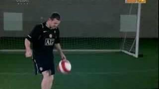 getlinkyoutube.com-Cristiano Ronaldo and Wayne Rooney