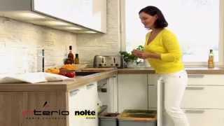 Otworzyć i nie pobrudzić - meble kuchenne Nolte