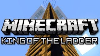 getlinkyoutube.com-Minecraft: King of the Ladder w/ Friends (Mini Game)
