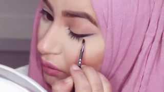 getlinkyoutube.com-How I do My Eyeliner - Tutorial!