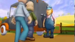 getlinkyoutube.com-el Show de Garfield - En la Granja [Español Latino]