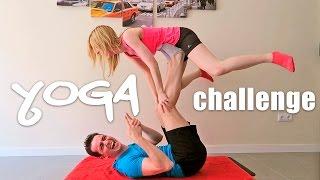 getlinkyoutube.com-YOGA CHALLENGE | LunaDangelis