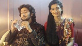 getlinkyoutube.com-Kunal & Aakanksha aka Mohan & Megha - Valentines special with TellyTadka