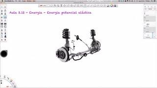 getlinkyoutube.com-Aula 2.12 - Energia - Energia potencial elástica [HD]