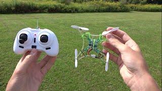 getlinkyoutube.com-Eachine H8 Mini Build: 6mm Dreamcatcher Frame, Maiden Flight