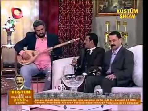 Yıldırım Budak Hülya Bozkaya Latif Doğan Küstüm Show   İzlesene com Video