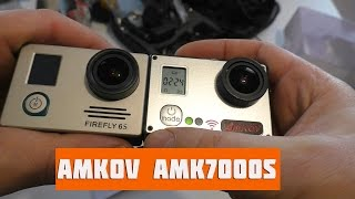 getlinkyoutube.com-Недорогая экшн-камера Amkov AMK7000S.