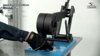 Дисковый инструмент для резки металла MR8 Blacksmith