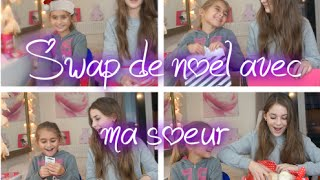 getlinkyoutube.com-Christmas edition │ Swap avec ma soeur ♥