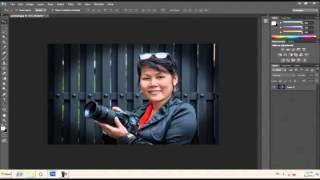 getlinkyoutube.com-PHOTOSHOP CS6 (BỘ MỚI) Bai 7: Create Photo Border