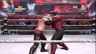 getlinkyoutube.com-WWE All Stars !!! Rulk Vs Kane