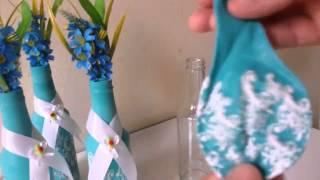 getlinkyoutube.com-Como encapar garrafa com balão.