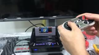 getlinkyoutube.com-8Bitdo NES30 PRO support Retro N5