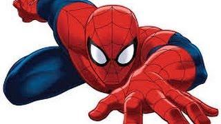 getlinkyoutube.com-Spider Man Toys Unboxing!!! СПАЙДЕР МЕН КЛАССНАЯ ИГРУШКА!!!