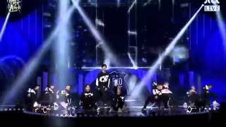 getlinkyoutube.com-1080p HD 140116 EXO  Intro+Growl+Mirotic+Sorry Sorry