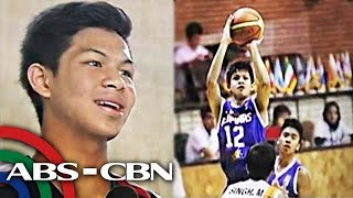 getlinkyoutube.com-Pinoy kasali sa NBA high school camp