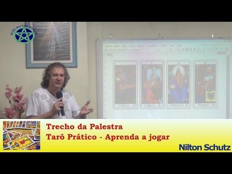 Nilton Schutz - Tarô Prático - Aprenda a jogar