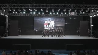 getlinkyoutube.com-Blitzkrieg Dance Crew (Manipal) 2016 Gold medalist (Mega crew division, 15 to 40)