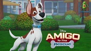getlinkyoutube.com-Amigo to the Rescue iOS/iPad Gameplay Trailer Video - HD