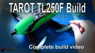 getlinkyoutube.com-Tarot TL250F frame – full build video