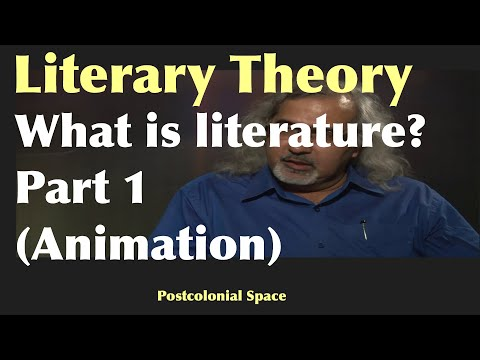 What is Literature--Part 1