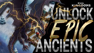 ★ Rival Kingdoms: Fastest Way to Unlock All Ancients!
