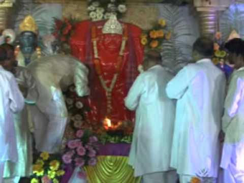 VISHAL JAGRAN-RAHU DIGALIA AND PARTY AT BALAJI JAYANTI DEOBAND 2012 PART 9.mpg