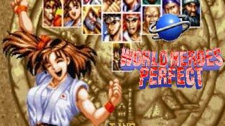 getlinkyoutube.com-World Heroes Perfect playthrough (SEGA Saturn)